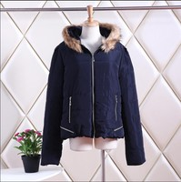 Online Shopping Fabric Customize Your Own Russian Women Winter Jacket