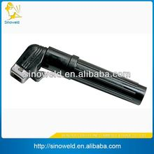 Fast delivery European type Black handle 600A welding electrode holder
