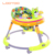 Competitive price plastic baby walker car,unique baby walker trolley