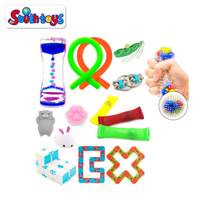 Bundle vary fidget toys models option BPA Phthalate Latex-Free Sensory Fidget Toys