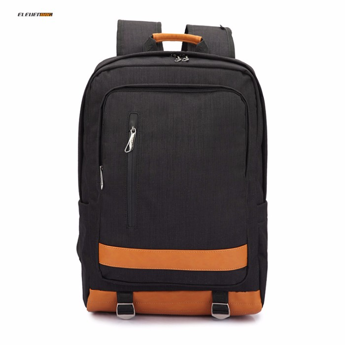 15.6 inch waterproof nylon Convertible Laptop Backpack