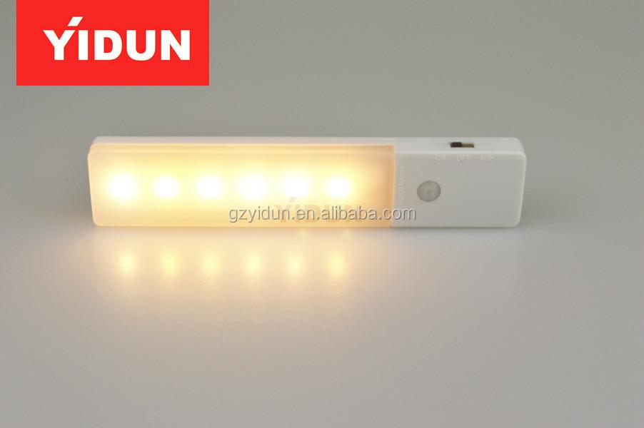 hot selling usb oplaadbare led verlichting draagbare kast licht