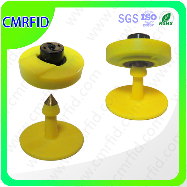 Supply RFID UHf/Lf Animal Cattle Ear Tags for Cattle Management