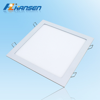 Recessed Led Ceiling Light 25w 12 Inch Ip40 300x300mm Lamp Celling 3000k 4000k 6000k