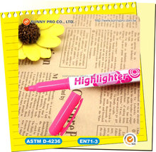 Home Geeignet <span class=keywords><strong>Kind</strong></span> 3,6mm PE spitze Highlighter <span class=keywords><strong>wort</strong></span>