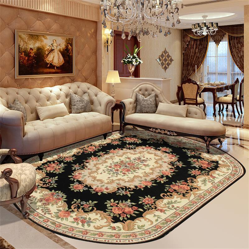 online kaufen gro handel oval teppich aus china oval teppich gro h ndler. Black Bedroom Furniture Sets. Home Design Ideas
