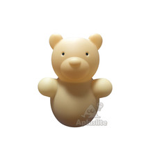 Orange Bear Animal shape LED Baby Night Light
