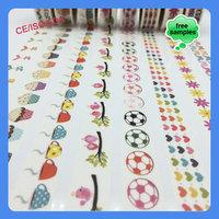 Wholesale Japanese Paper Cartoon Scrapbooking Masking Tape