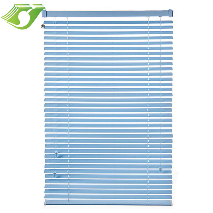 Custom made waterproof 35mm venetian window blinds aluminum