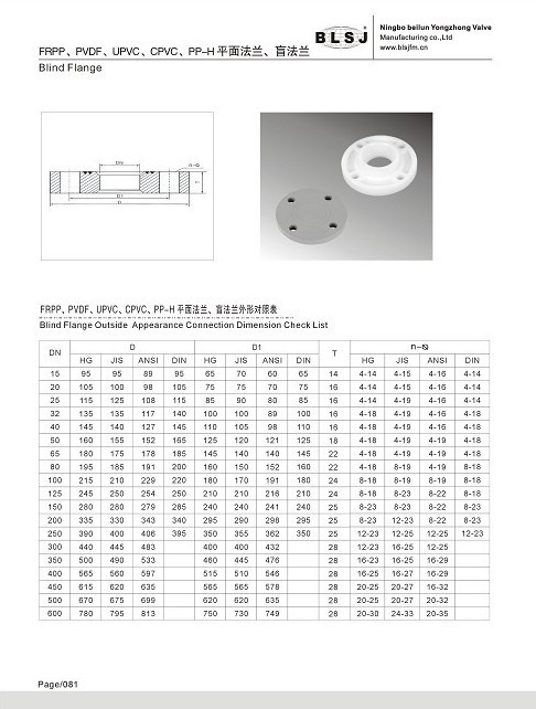 blind flange specifications : Flat-faced (FF) copper nickel flanges do not have any form of ridge or protrusion on the surface. - debbiebissett.com