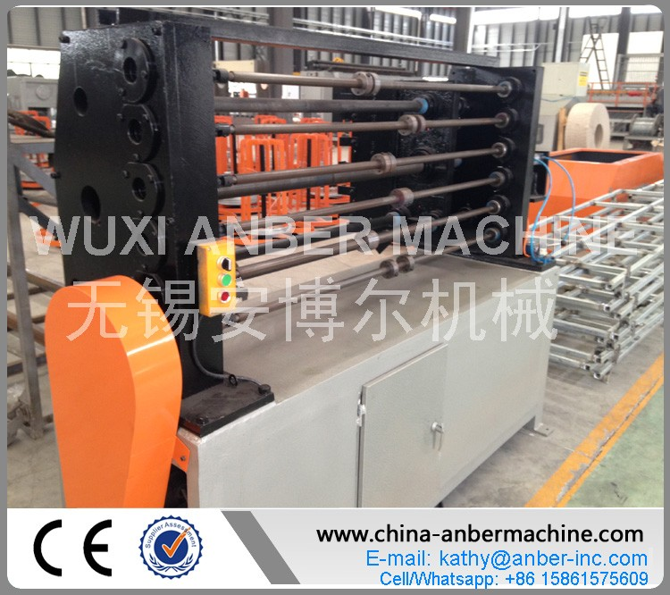 new type 6-rods Spiral coiling machine