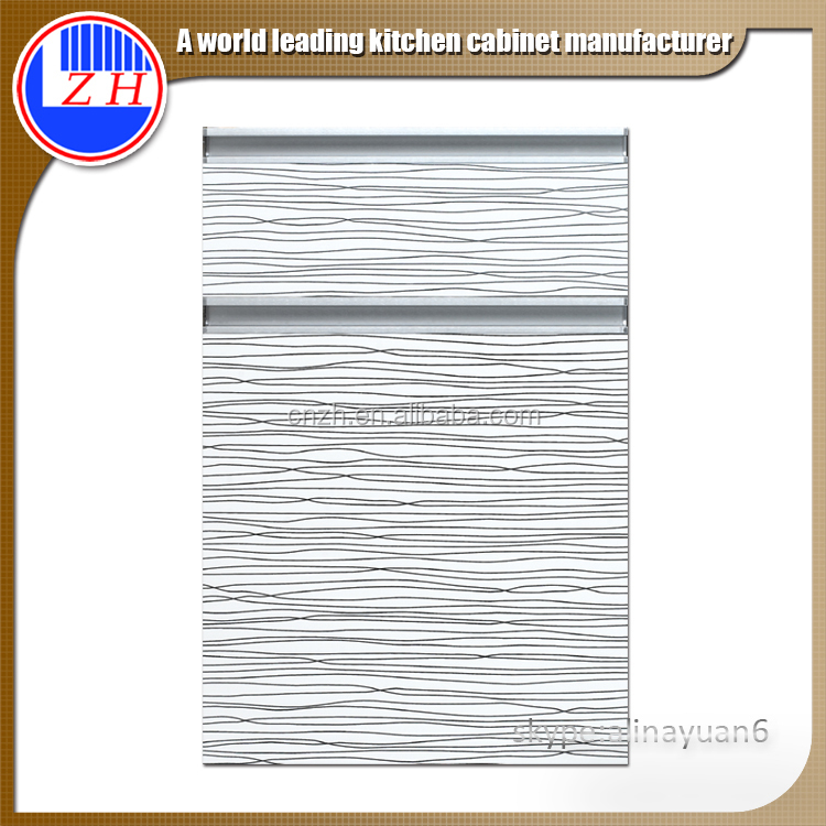Diy High Glossy Modern Acrylic Kitchen Cabinet Door Panel For ...