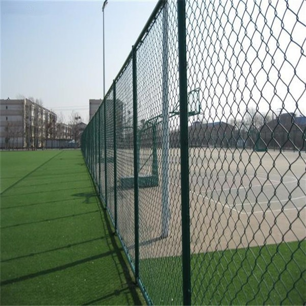 Diamond-shape Steel Wire Mesh Lowes Used Chain Link Fence Panels ...