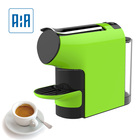 Automatic Espresso mini nespresso coffee machine made in China coffee maker manufacturer