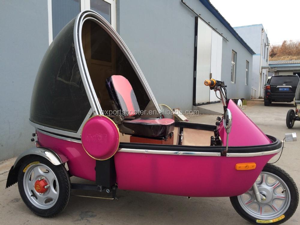 Three Wheels Electric Bicycle E Trike Passenger Three Wheel