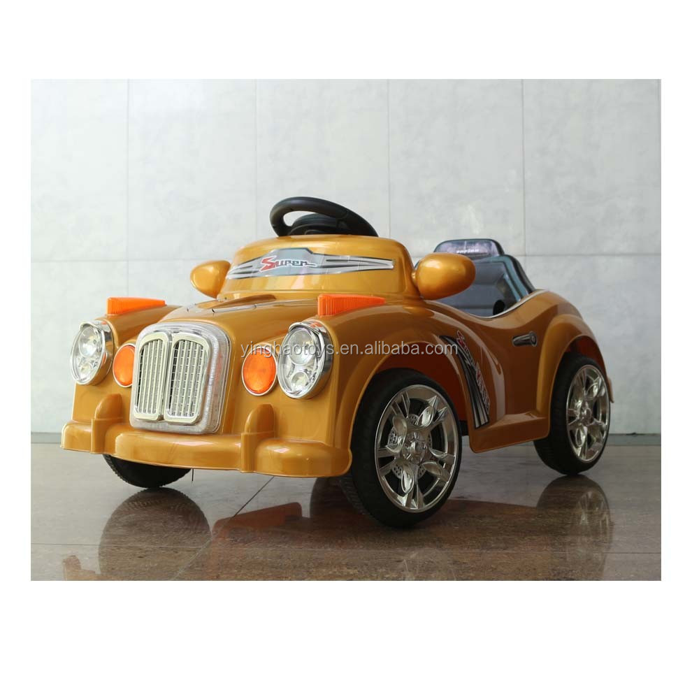 Kids Battery Operated Ride On Car Electric Powered RC Control Ride On Toy Car