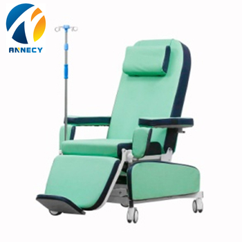 AC-BDC008 hospital equipment hospital medicalmanual blood donation chair hemodialysis chair