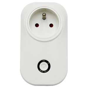 Holso Remote Control Wireless Wifi smart energy meter socket plug