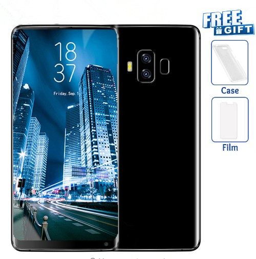 S8 4G Mobile <strong>Phones</strong> <strong>Android</strong> 7.0 4GB+64GB Octa Core Smartphone Dual Back Cameras 5.99 inch 18:9 1080P Cell <strong>Phone</strong>
