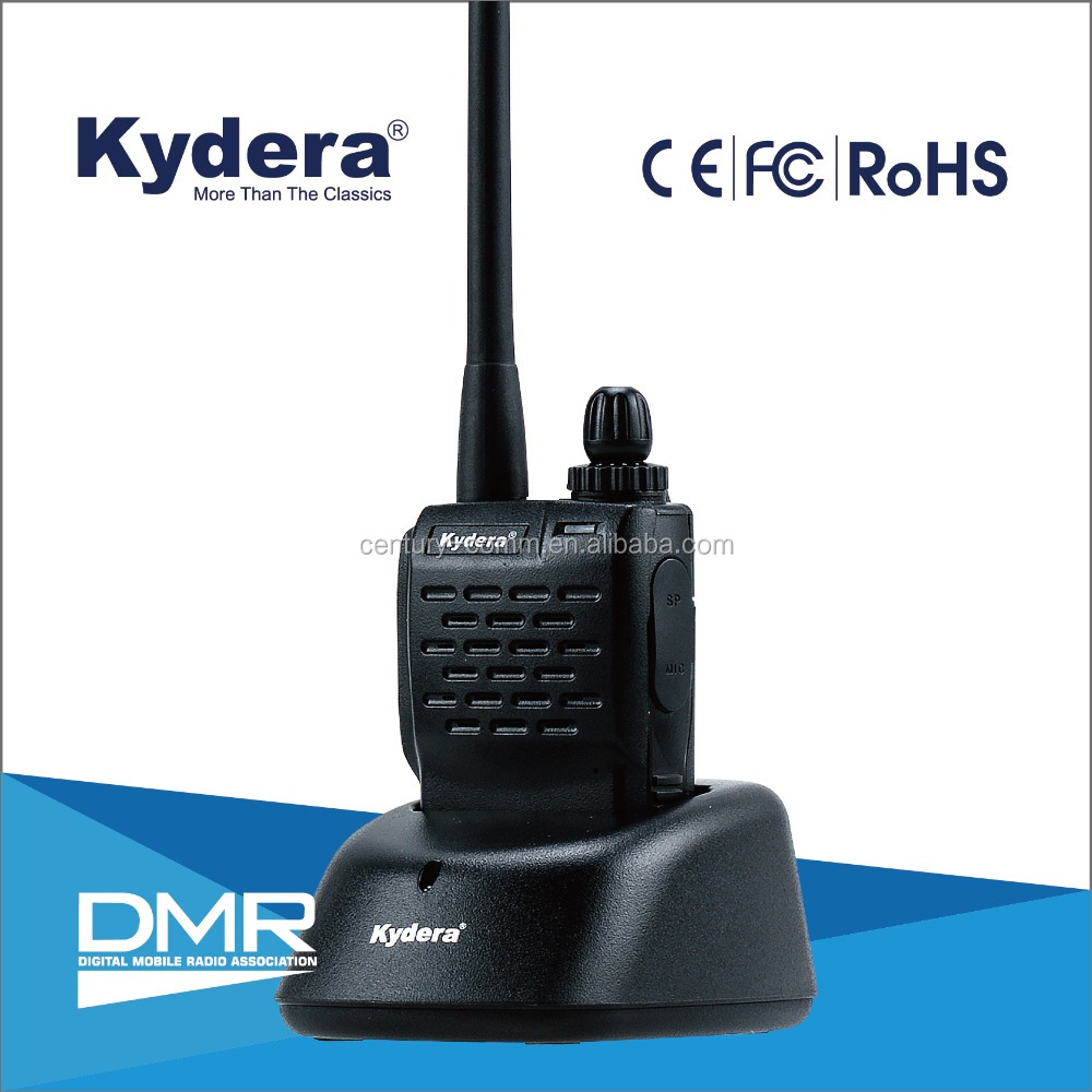 Popular uhf DMR digital radio DM-6R & usb charging walkie talkie transceiver for sale