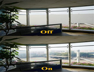 Smart glass film prices for car window