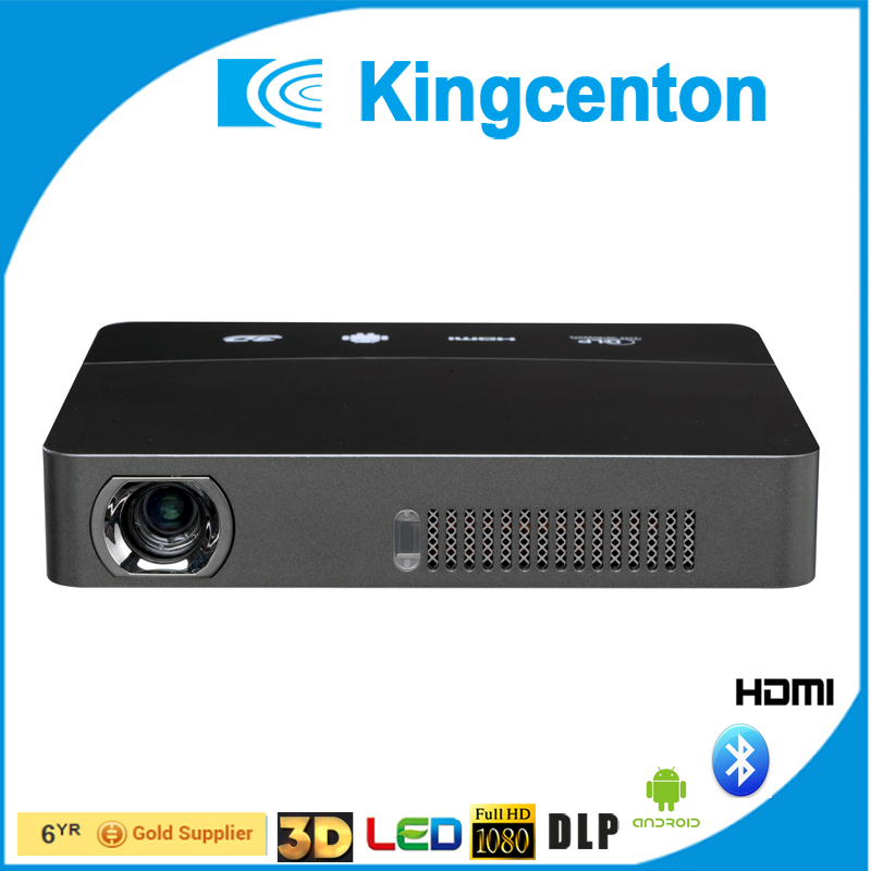 Full HD 1080P 4K Mini Home Theater Projector 3D LED beamer