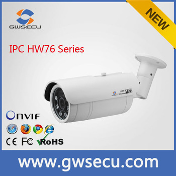IR Night Vision 1080P HD Bullet Ip camera Outdoor IP Camera CCTV