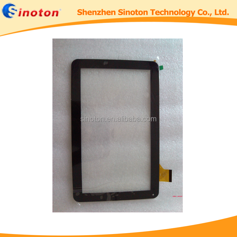 10.1 inch tablet computer touch screen digital qsd701-10059-02