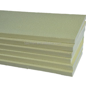 50mm yellow thermal insulation xps wall panels