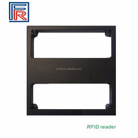 125khz 1m middle range rfid reader with RS232 interface without software