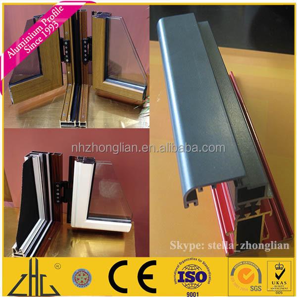 paint aluminum window frame