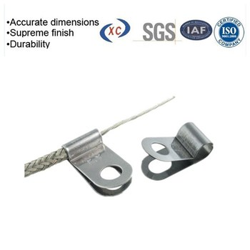 Sheet Metal Custom Made Stainless Steel Cable Clamps - Buy Stainless ...