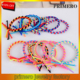 PRIMERO wholesale Solid Hair tie rubber band gum girls machine for weaving elastic bands twist braid rope gum for hair bracelet