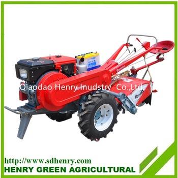 Multifunction motor cultivator