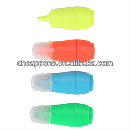 hot sales classic multicolor highlight marker for office,school use