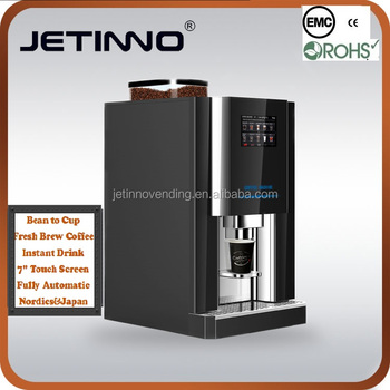 BTCFB4C Bean to Cup Fresh Brew Coffee Vending Machine