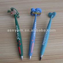 soft pvc flexible fridge magnet pens