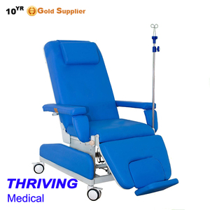 THR-DC001 High Quality!! Manual Medical Dialysis Chair