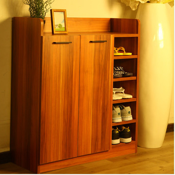 Wooden Shoe Storage Cabinet Closed Shoe Rack Buy Wooden