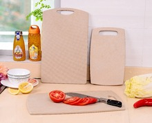 pp cutting board/plastic chopping board for kitchen,professional manufacture,material:pp&straw