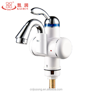 Cheap Sanitary Ware Instant Hot Water Basin Faucet