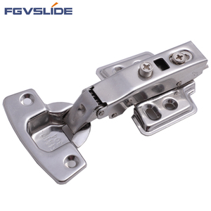 304 Stainless Steel Soft Close Concealed Cabinet Hinges
