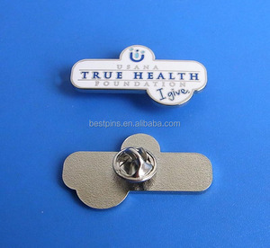 USANA TRUE HEALTH FOUNDATION pin badge hard enamel lapel pin