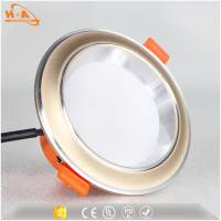 ceiling design led lighting, natural white led downlight for Bedroom