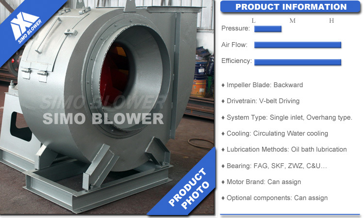 Industrial Dust Blowers : Centrifugal blower fan for industrial dust collector buy