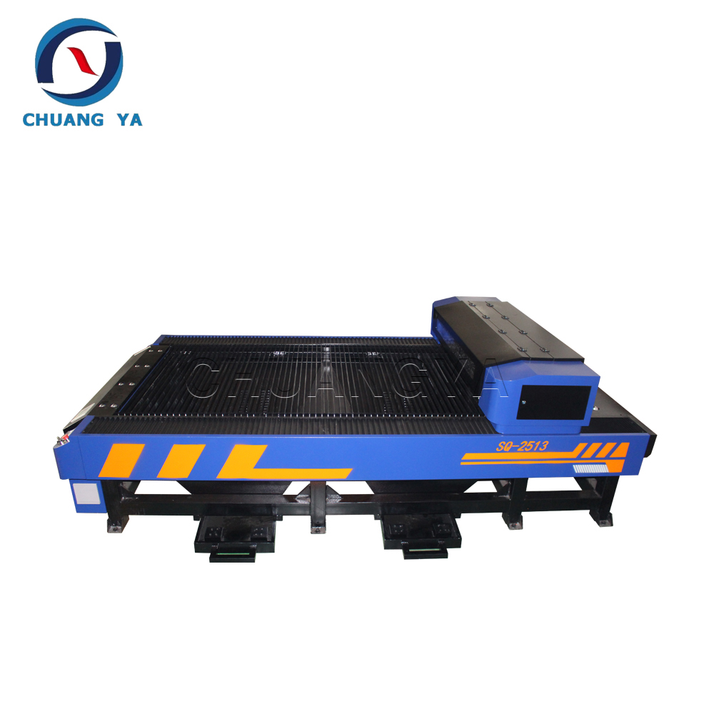 china made metal cutting machine 250w co2 laser cutter for sale
