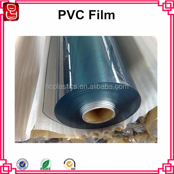super clear transparent soft pvc sheet/ pvc flexible plastic sheet