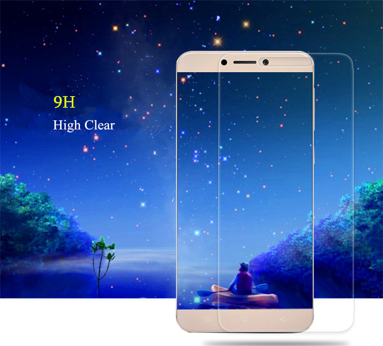 Whole Clear Color 2.5D Curved Explosion Proof Glass Letv 1S Screen Protector