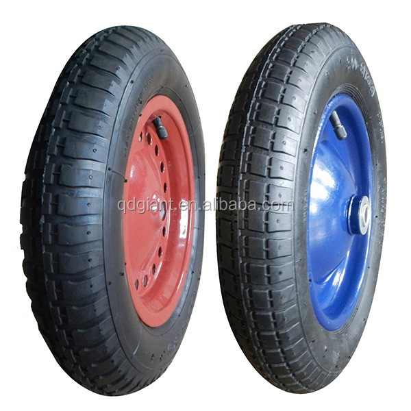 13 inch china 3.00/3.25-8 wheelbarrow tire for Brazil market