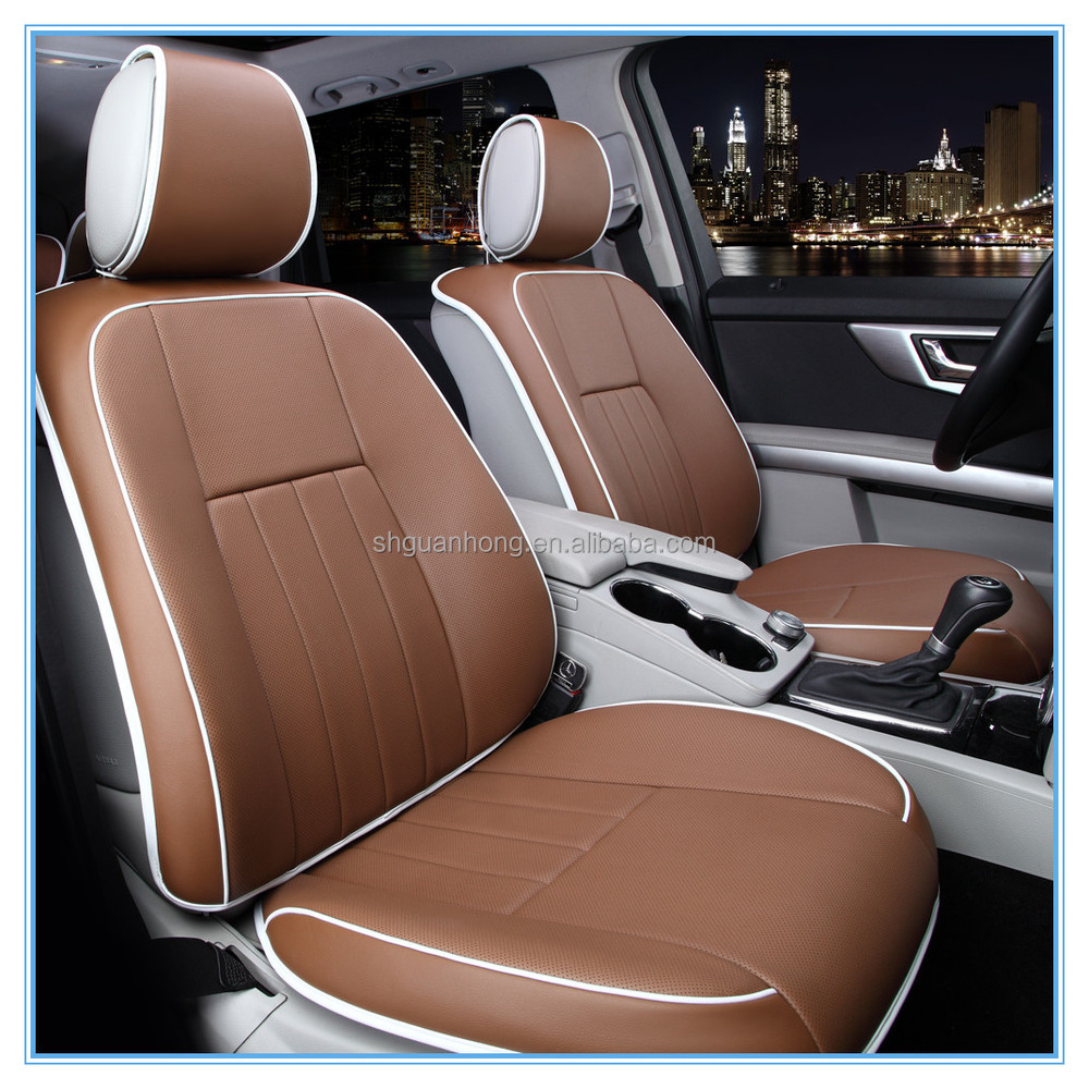 Luxury Leather Auto Car Seat Cover Design Comfortable Heating Car ...
